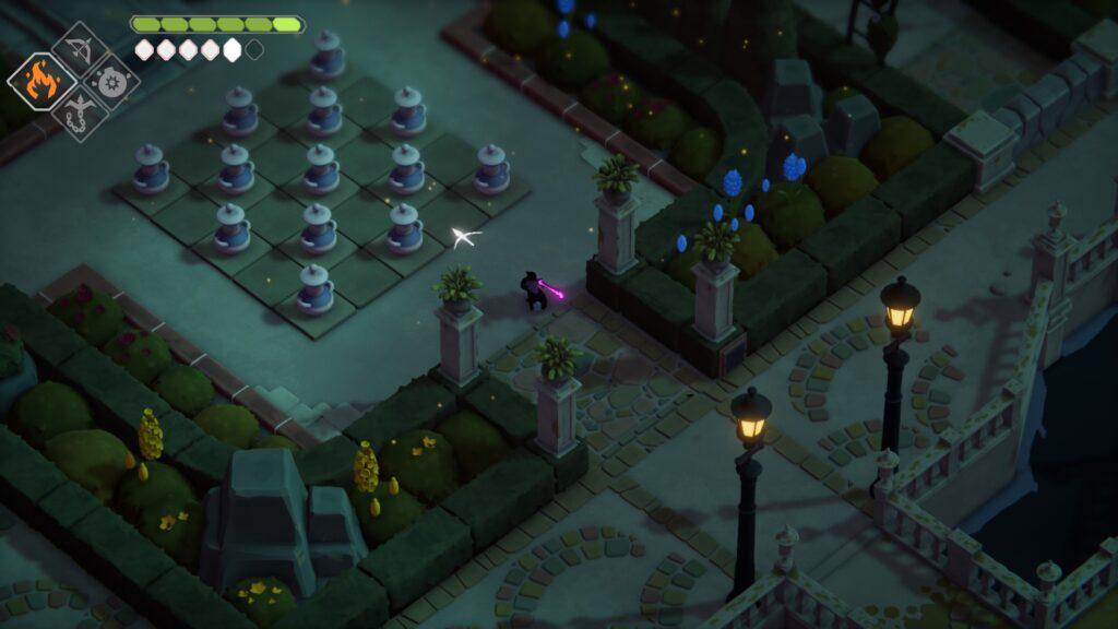 pot puzzle deaths door walkthrough estate urn witch night