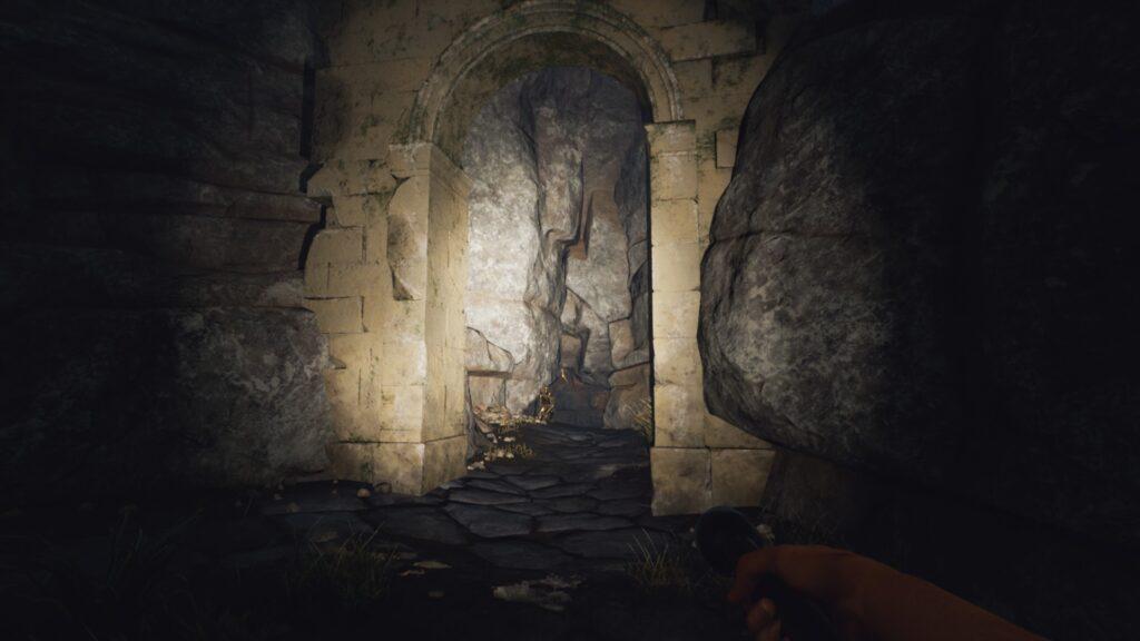 reaching caves 2 forgotten city walkthrough