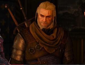 Geralt dark
