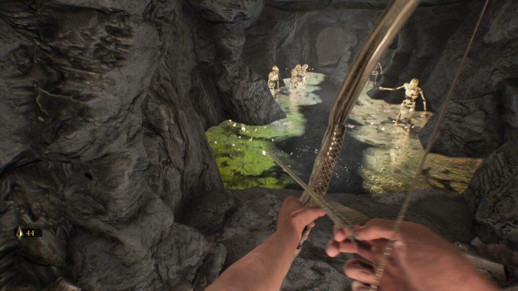 shooting algae the forgotten city walkthrough