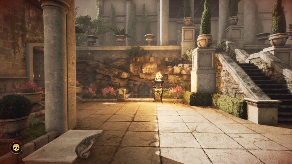 the door to the cistern the forgotten city walkthrough 2