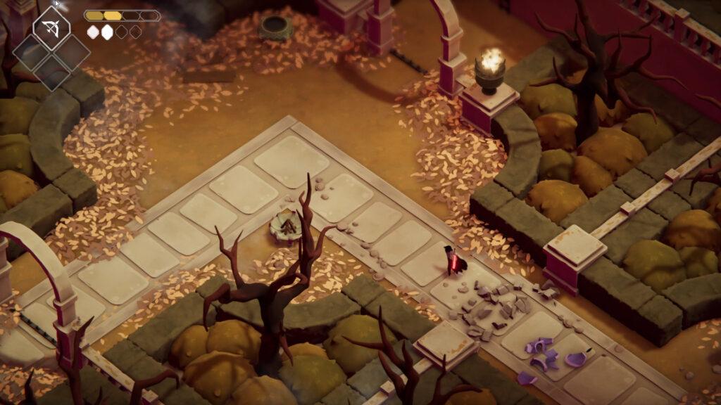 17 Death's Door Walkthrough Estate of the Urn Witch