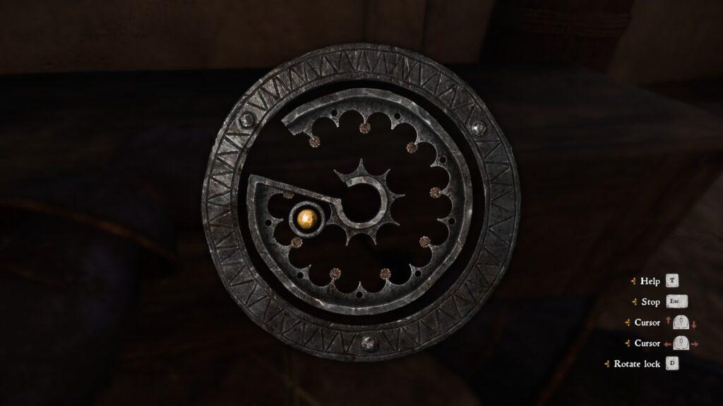 Kingdom Come: Deliverance Lockpicking