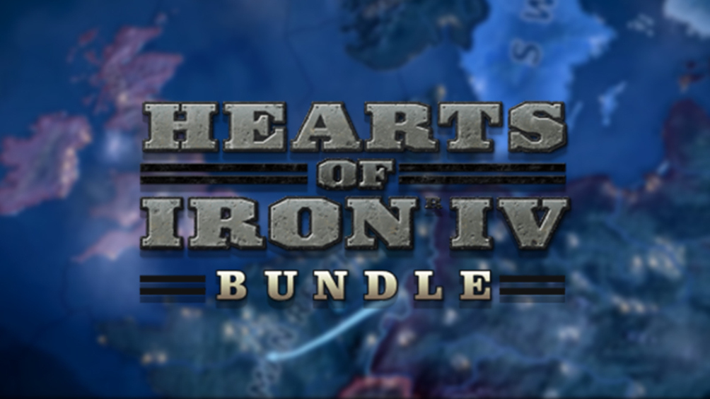 Hearts of Iron IV Humble Bundle Sale