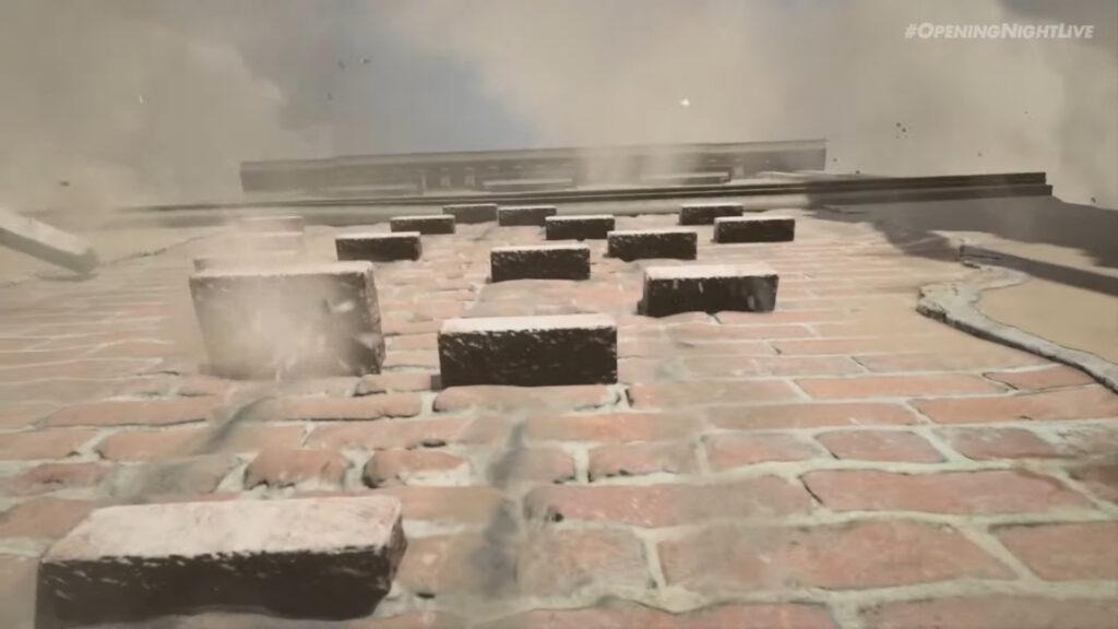 call of duty vanguard is just bricks