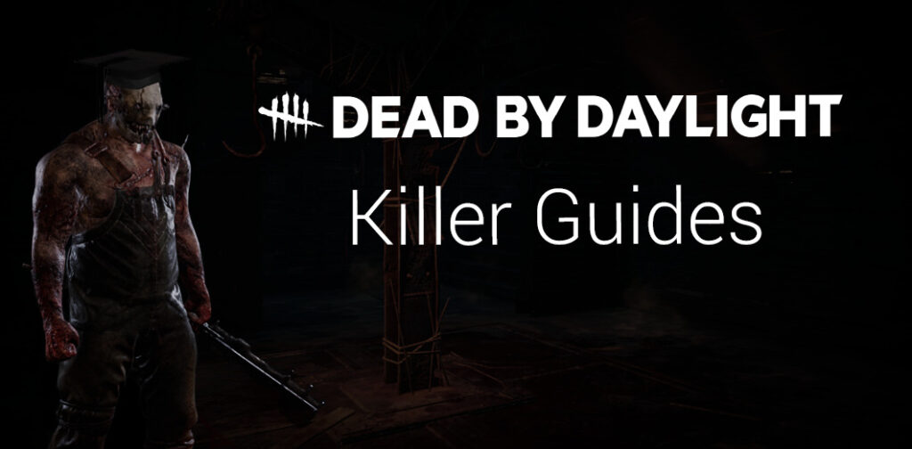 dead by daylight killer guides featured image