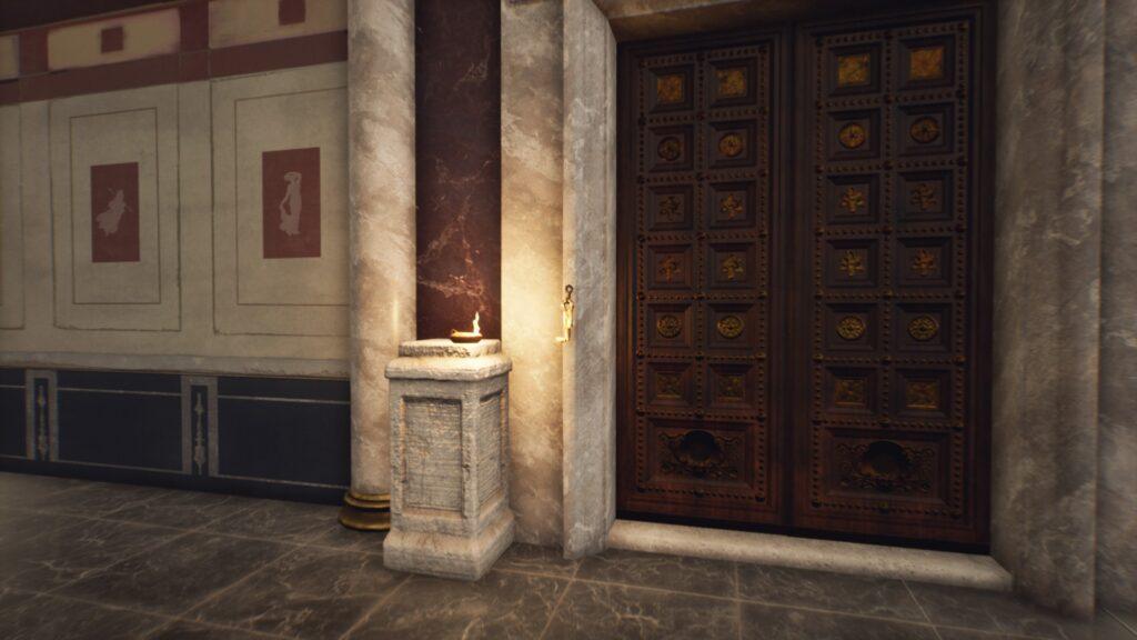 key by the door saving ulpius forgotten city guide