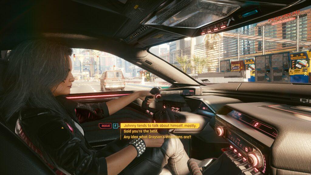 rogue cyberpunk 2077 review