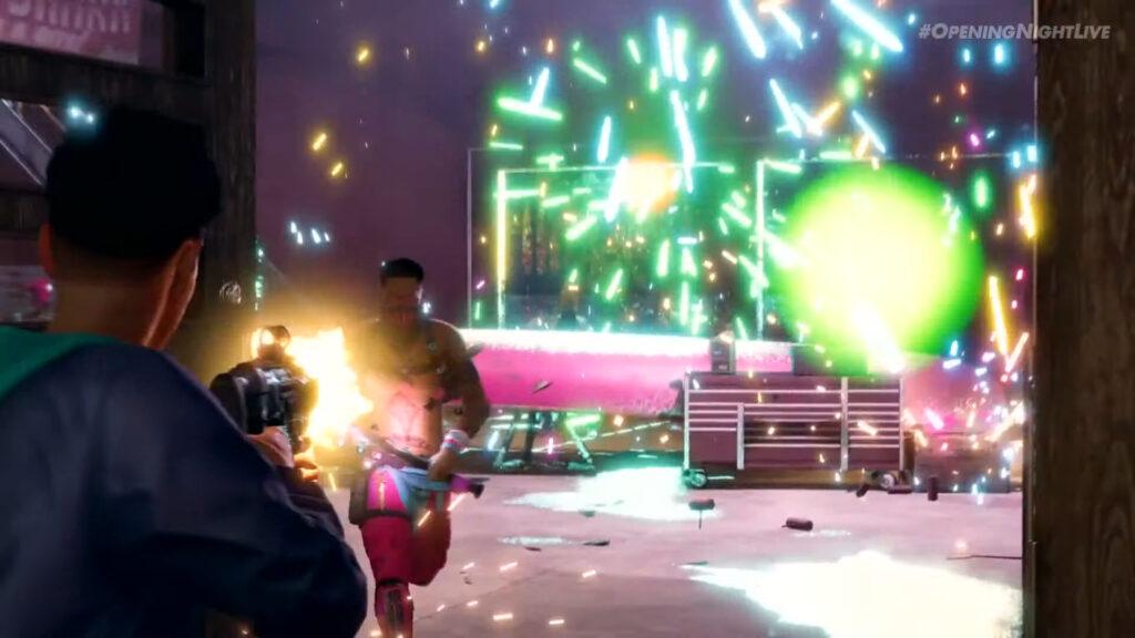 saints row new gameplay footage gamescom