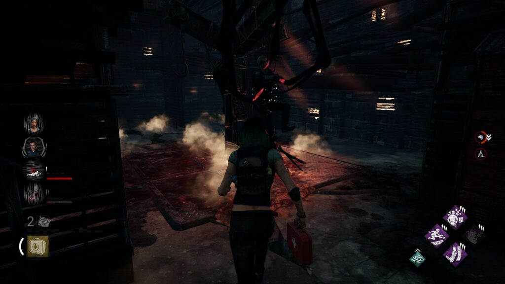 unhooking dbd guide rank up pipping