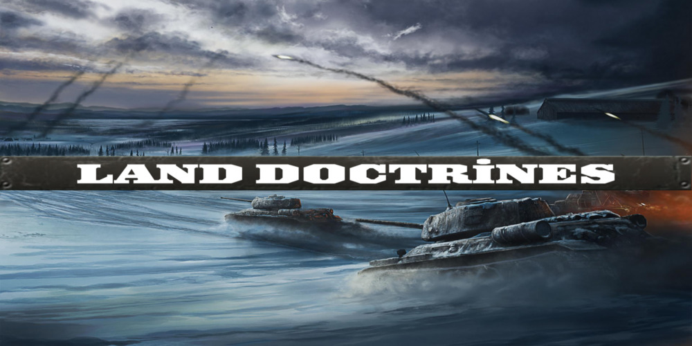 Cover Image for Land Doctrines in Hearts of Iron IV.