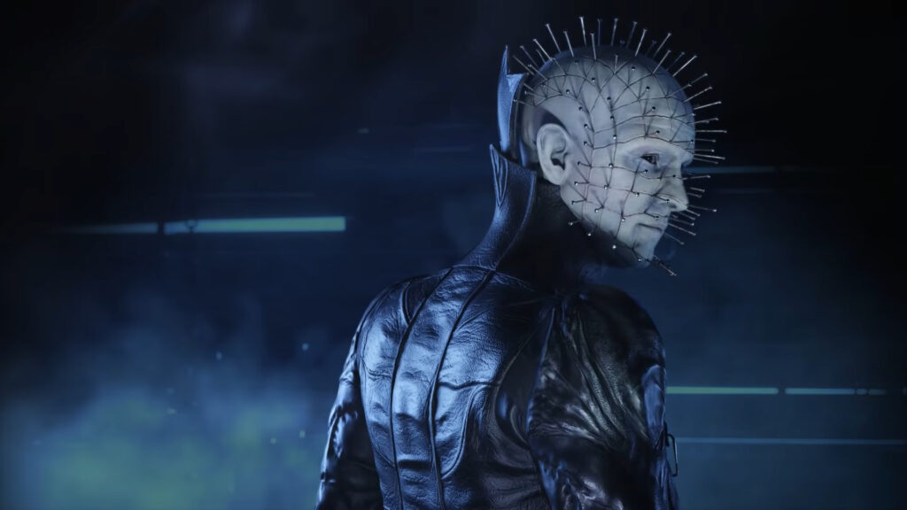 dead by daylight hellraiser pinhead patch now live