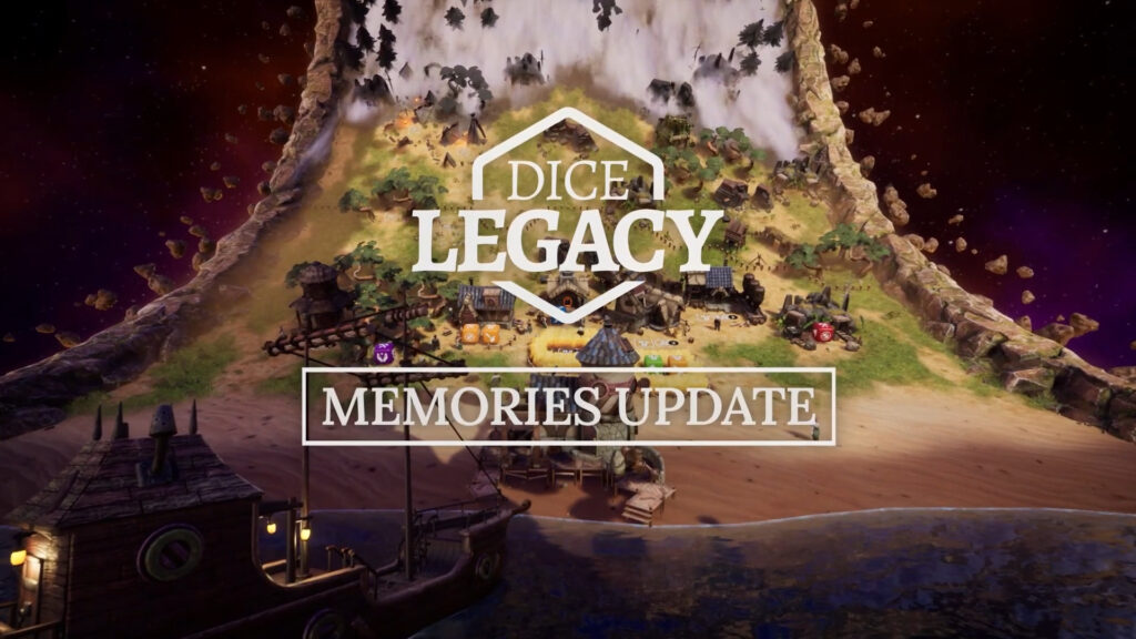 dice legacy memories update announced active pause accessibility