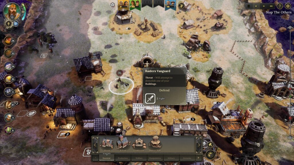 dice legacy review raiders attack