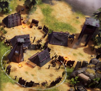 dice legacy warrior encampment