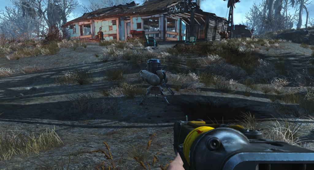 fallout 4 settlement defense