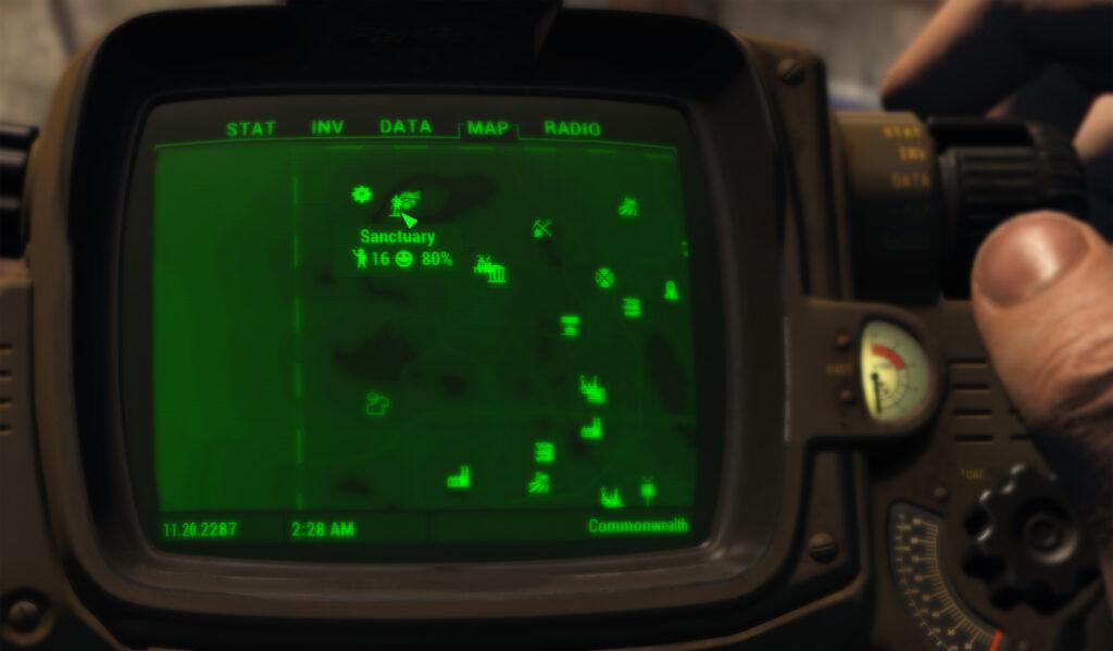 fallout 4 settlement happiness