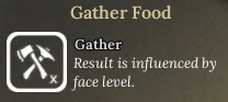 gather influenced by face level dice legacy guide management