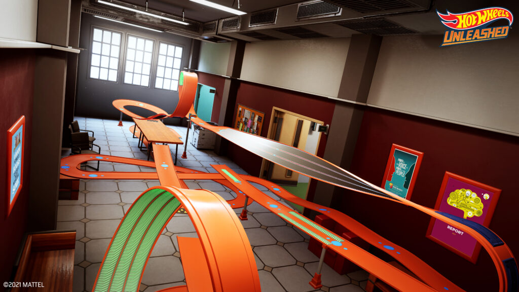 hot wheels unleashed college 1
