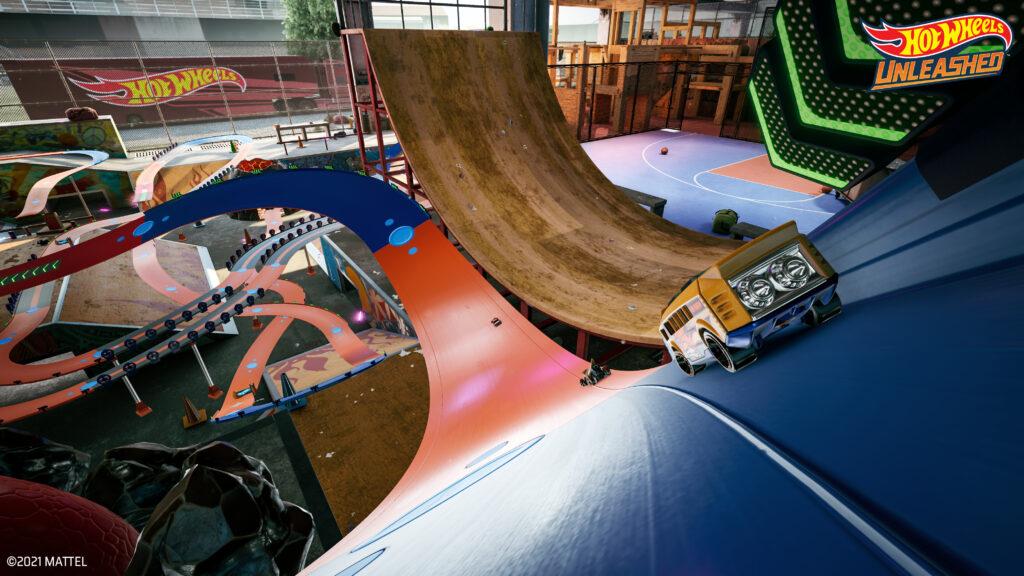 hot wheels unleashed skatepark 6