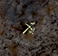 how to find hidden caves in icarus keep pickaxe out