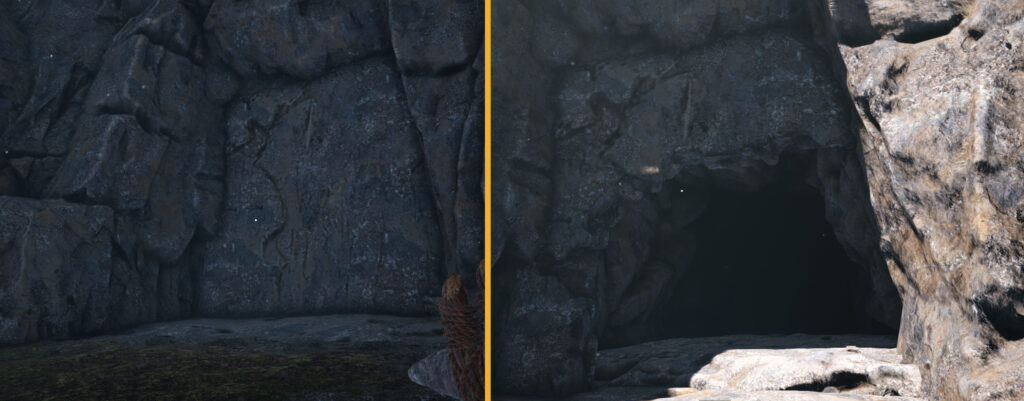 how to find hidden caves in icarus why caves are hard to find