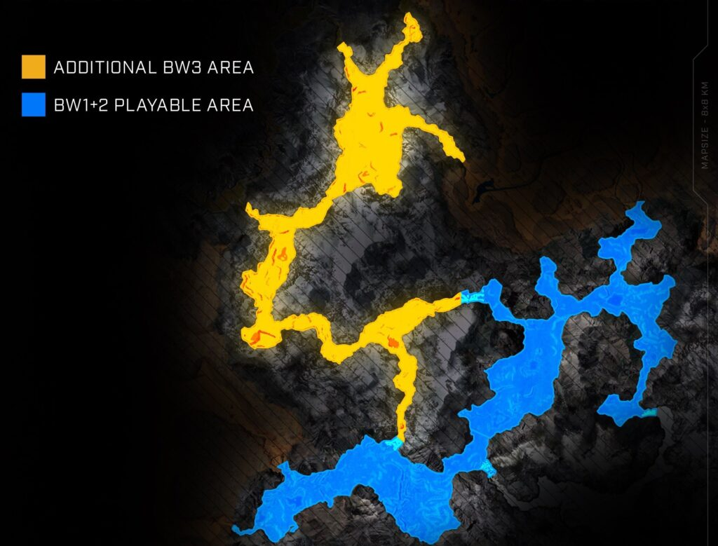 Icarus Beta Weekend #3: Size of New Arctic Biome Revealed