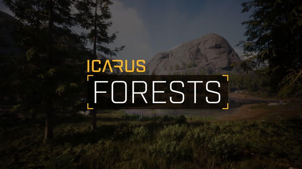 icarus forests featured image