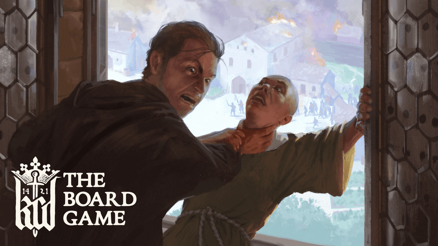 Kingdom Come: Deliverance Now Has an App-Driven Board Game in the Works