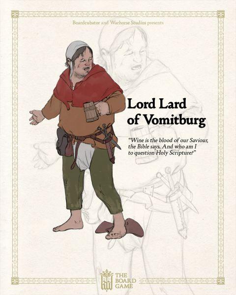 lord lard kcd board game