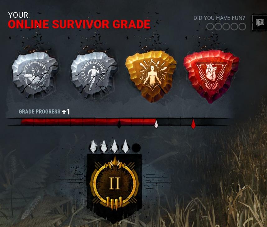 ranks grades score screen dbd guide
