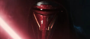 Darth Revan from the KOTOR Remake reveal trailer.