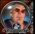 the foul circle portrait