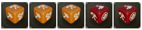 the foul starting dice legacy
