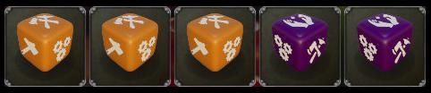 the incarnate starting dice legacy