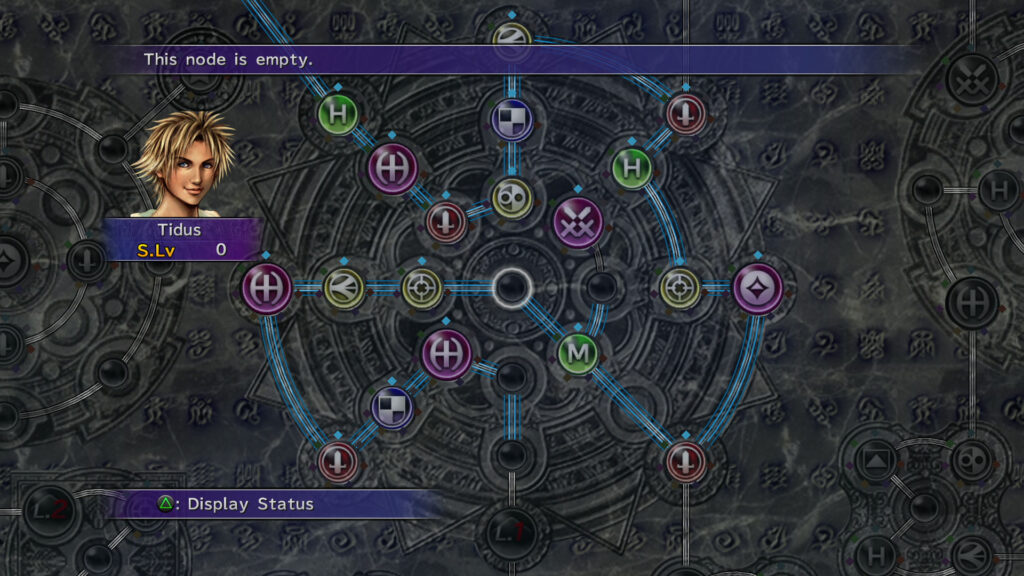 ffx sphere grid guide hd max stats