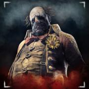 clown portrait dbd