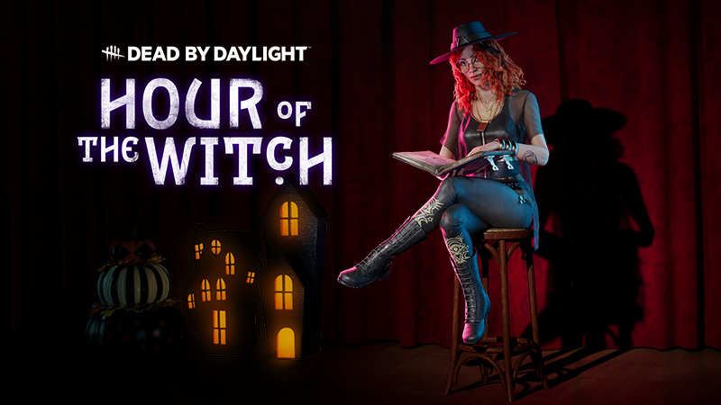 """New Dead by Daylight Chapter """"Hour of the Witch"""" Out Now"""