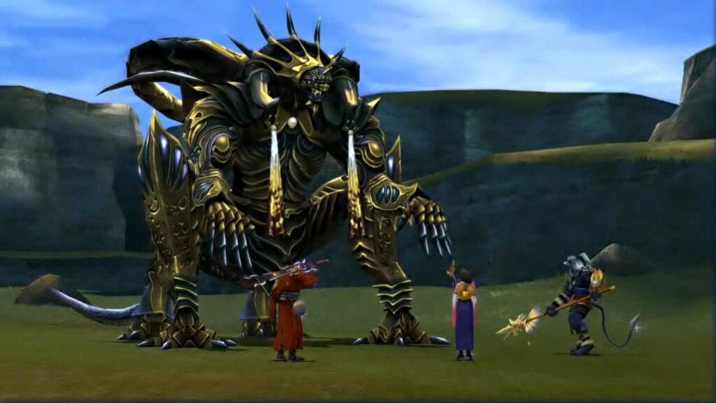 Final Fantasy X: Nemesis