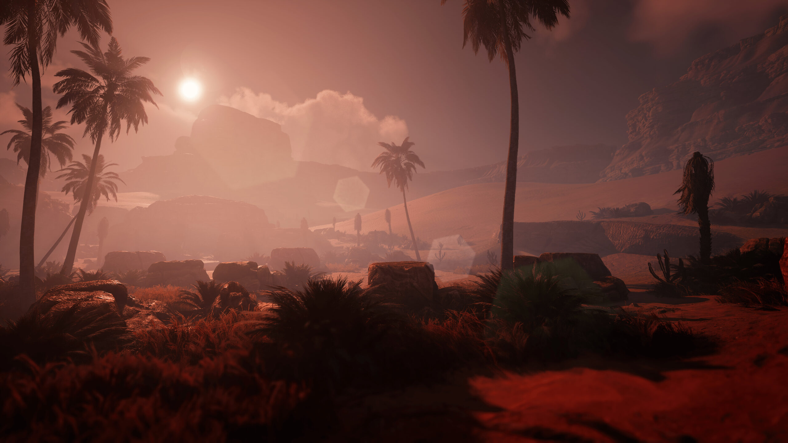 featured image beta weekend 5 desert mission icarus