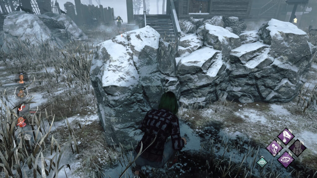 hiding from blight killer weapons and powers guide