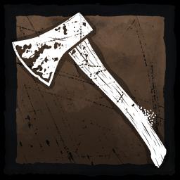 huntress power hatchet dbd