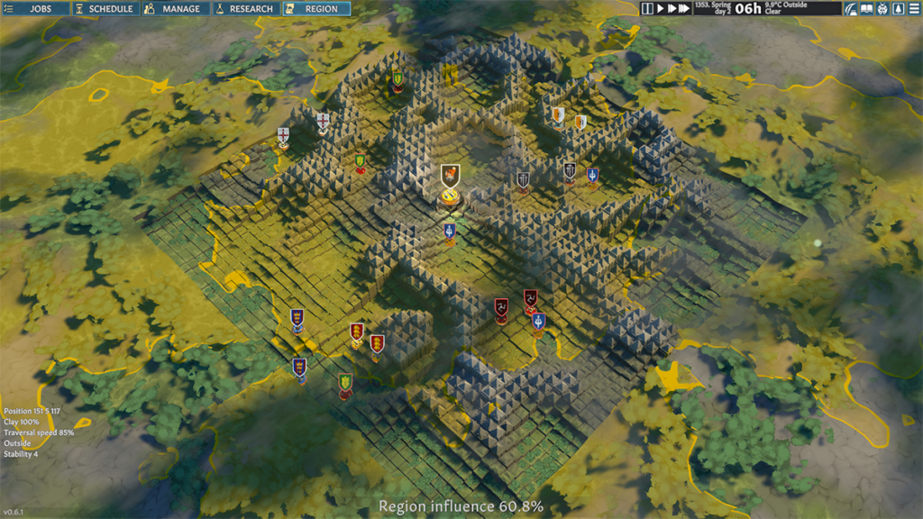 """Going Medieval's Second Major Update """"Merchants and Diplomacy"""" Has Arrived"""