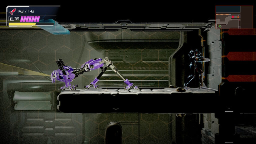 metroid dread review the king is back emmi cloak
