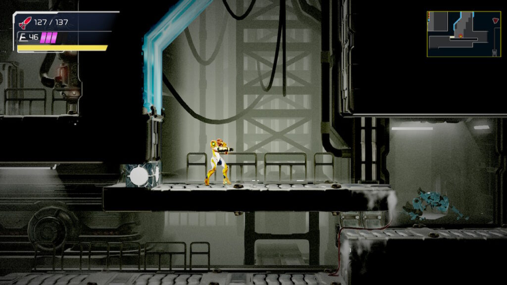 metroid dread review the king is back gallery image 13