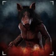 pig portrait dbd